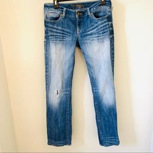 Express Bootcut Jeans Size 6